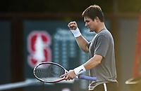 Stanford Tennis M v University of Southern California, January 31, 2020