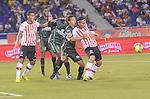Atletico Junior empato 0x0 con la Equidad asi el equipo Barranquillero queda elimindado del torneo postobon
