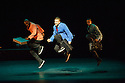 London, UK. 28.06.2014. PLAYLIST is a compilation of a number of taster pieces, in one bill, as part of Sadler's Sampled, the two week festival at Sadler's Wells.  The piece shown is an extract from a new work by Kate Prince's ZooNation. Photograph © Jane Hobson.