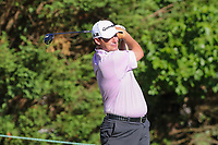 Bethesda, MD - July 1, 2017: Johnson Wagner in action during Round 3 of professional play at the Quicken Loans National Tournament at TPC Potomac in Bethesda, MD, July 1, 2017.  (Photo by Elliott Brown/Media Images International)