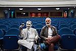 9.10.2015, Berlin. Geschäftsführer des Kino Babylon Timothy Grossman.