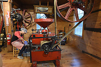 GRINDING TIME<br />