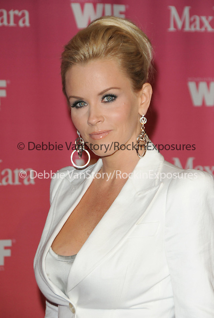 Jenny McCarthy at The Women in Film 2009 Crystal + Lucy Awards held at The  Hyatt Regency Century Plaza in Century City, California on June 12,2009                                                                     Copyright 2009 DVS / RockinExposures