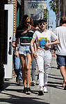 FIA EXCLU! Kristen Stewart and Stella Maxwell holds hands while taking a stroll down Abbott Kinney in Venice Beach, CA <br /> <br /> Exclusive Pix by FIA Pictures<br /> 310.770.3612 TM<br /> <br /> Sales@ForceInAction.com<br /> TM@ForceInAction.com<br /> <br /> All Rights Reserved