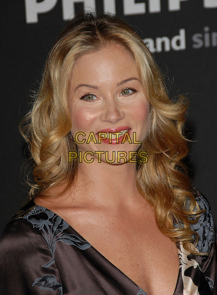 CHRISTINA APPLEGATE.Attends The 13th Annual Premiere Women in Hollywood held at The Beverly Hills Hotel in Beverly Hills, California, USA, September 20th 2006..portrait headshot.Ref: DVS.www.capitalpictures.com.sales@capitalpictures.com.©Debbie VanStory/Capital Pictures