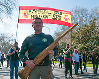 2019 03 03  Demonstration by the rural world in Madrid