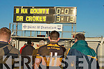 Dr Crokes Daithi Casey walks off after a comprehensive victory over Ballinacourty in their Munster Championship quarter final clash in Dungarvan on Sunday