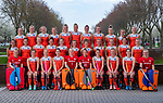 2019 Ned. team dames voor HPL