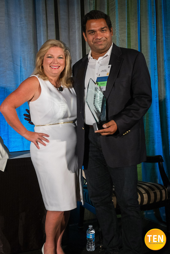 T.E.N. and Marci McCarthy hosted the ISE&reg; West Executive Forum and Awards at the Westin St. Francis in San Francisco, California on July 21, 2016.<br />