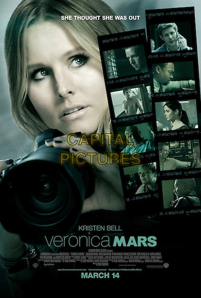POSTER ART<br /> in Veronica Mars (2014) <br /> *Filmstill - Editorial Use Only*<br /> CAP/FB<br /> Image supplied by Capital Pictures