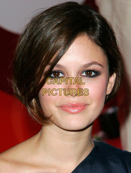 RACHEL BILSON.Arrivals at the Conde Nast Media Group's Third Annual Fashion Rocks Concert, held at Radio City Music Hall, .New York City, NY, USA,7 September 2006..portrait headshot.Ref: ADM/JL.www.capitalpictures.com.sales@capitalpictures.com.©Jackson Lee/AdMedia/Capital Pictures.