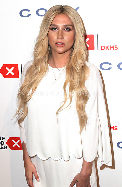 WWW.ACEPIXS.COM<br /> <br /> April 16 2015, New York City<br /> <br /> Singer Kesha arriving at the 9th Annual Delete Blood Cancer Gala on April 16, 2015 in New York City.<br /> <br /> By Line: Nancy Rivera/ACE Pictures<br /> <br /> <br /> ACE Pictures, Inc.<br /> tel: 646 769 0430<br /> Email: info@acepixs.com<br /> www.acepixs.com