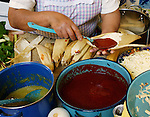 Home made Tamales, Delores Hidalgo, Mexico
