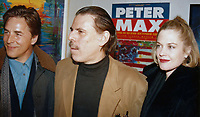 1993 <br /> Don Johnson, Peter Max, Melanie Griffith<br /> Photo By John Barrett-PHOTOlink.net/MediaPunch