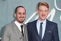 Director Darren Aronofsky and actor Domhnall Gleeson at the premiere for &quot;Mother!&quot; at the Odeon Leicester Square, London, UK. <br /> 06 September  2017<br /> Picture: Steve Vas/Featureflash/SilverHub 0208 004 5359 sales@silverhubmedia.com