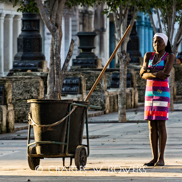 Faces Of Cuba -The mornings can be a little chilly.<br />