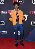 11 March 2018 - Inglewood, California - Trevor Jackson. 2018 iHeart Radio Awards held at The Forum. <br /> CAP/ADM/BT<br /> &copy;BT/ADM/Capital Pictures