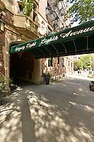 Entrance at 78 8th Avenue