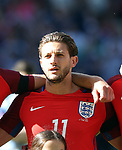 England's Adam Lallana in action during the FIFA World Cup Qualifying match at Hampden Park Stadium, Glasgow Picture date 10th June 2017. Picture credit should read: David Klein/Sportimage