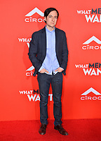 LOS ANGELES, CA. January 28, 2019: Josh Brener at the US premiere of &quot;What Men Want!&quot; at the Regency Village Theatre, Westwood.<br /> Picture: Paul Smith/Featureflash