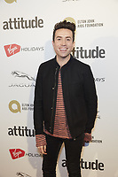 www.acepixs.com<br /> <br /> October 12 2017, London<br /> <br /> Nick Grimshaw arriving at the Virgin Holidays Attitude Awards 2017 at the Roundhouse on October 12 2017 in London.<br /> <br /> By Line: Famous/ACE Pictures<br /> <br /> <br /> ACE Pictures Inc<br /> Tel: 6467670430<br /> Email: info@acepixs.com<br /> www.acepixs.com