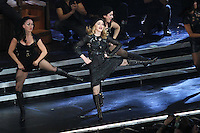 WASHINGTON, DC - SEPTEMBER 23: Madonna performs during her MDNA Tour at the Verizon Center in Washington, D.C. September 23, 2012. &copy;&nbsp;mpi34/MediaPunch Inc. /NortePhoto<br />