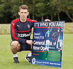 Ryan Jack urges all fellow Rangers suporters to snap up season tickets before they are all gone