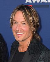 LAS VEGAS, NEVADA - APRIL 07: Keith Urban attends the 54th Academy Of Country Music Awards at MGM Grand Hotel &amp; Casino on April 07, 2019 in Las Vegas, Nevada. <br /> CAP/MPIIS<br /> &copy;MPIIS/Capital Pictures