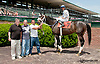 Risky Red winning at Delaware Park on 6/5/13