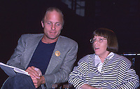 Ed Harris & Linda Hunt by Jonathan Green