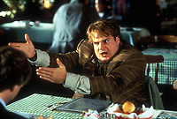 Tommy Boy (1995) <br /> Chris Farley<br /> *Filmstill - Editorial Use Only*<br /> CAP/KFS<br /> Image supplied by Capital Pictures