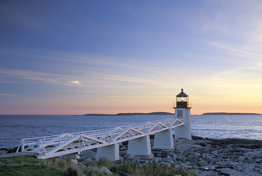 Marshall Point Light, Marshall Point, Maine