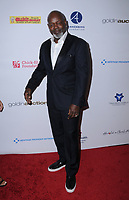 11 August  2017 - Beverly Hills, California - Emmitt Smith. 17th Annual Harold & Carole Pump Foundation Gala held at The Beverly Hilton Hotel in Beverly Hills. Photo Credit: Birdie Thompson/AdMedia