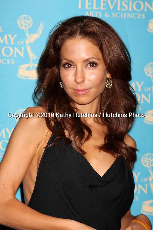 LOS ANGELES - JUN 25:  Lisa LoCicero  arrive(s) at the 2010 Creative Daytime Emmys  Bonaventure Hotel in.Los Angeles, CA on June 25, 2010...