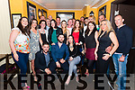 Lena Stewart and Damien O'Donoghue both from Kilcummin celebrated their engagement surrounded by friends and family in the Porterhouse, Killarney last Saturday night.