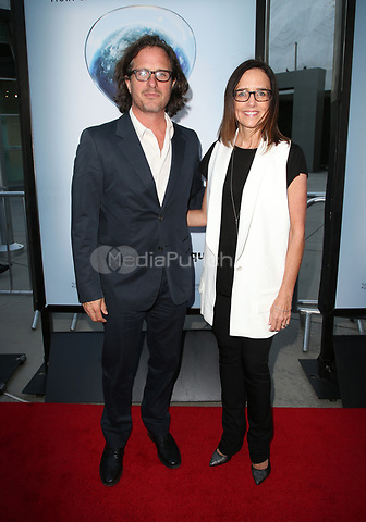 "HOLLYWOOD, CA - JULY 25: Davis Guggenheim, Lesley Chilcott, At Screening Of Paramount Pictures' ""An Inconvenient Sequel: Truth To Power"" At ArcLight Hollywood In California on July 25, 2017. Credit: FS/MediaPunch"