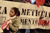 Roma, 18 Dicembre 2013<br /> Giornata internazionale dei Migranti.<br /> Corteo per i diritti di migranti e rifugiati, contro i CIE.<br /> International Migrants Day.