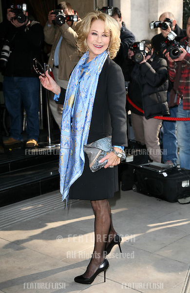 Felicity Kendal attending The TRIC Awards at The Grosvenor House Hotel, London. 08/03/2011 Picture by: Alexandra Glen / Featureflash