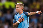 Manchester City striker Alex Zinchenko reacts during the match against Borussia Dortmund at the 2016 International Champions Cup China match at the Shenzhen Stadium on 28 July 2016 in Shenzhen, China. Photo by Victor Fraile / Power Sport Images