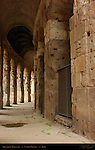 Theater of Marcellus Ambulatory Arcade 17 BC Campus Martius Rome