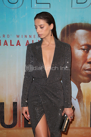 LOS ANGELES, CA - JANUARY 10: Angela Sarafyan, at the Los Angeles Premiere of HBO's True Detective Season 3 at the Directors Guild Of America in Los Angeles, California on January 10, 2019. Credit: Faye Sadou/MediaPunch