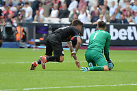 Lukasz Fabianski of West Ham United during West Ham United vs Manchester City, Premier League Football at The London Stadium on 10th August 2019