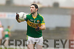 Bryan Sheehan, Kerry in action against   Tyrone in the fourth round of the National Football league at Fitzgerald Stadium, Killarney on Sunday.