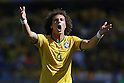 David Luiz (BRA), JUNE 28, 2014 - Football / Soccer : FIFA World Cup Brazil 2014 round of 16 match between Brazil and Chile at the Mineirao Stadium in Belo Horizonte, Brazil. (Photo by AFLO)