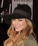 Hilary Duff Signs Her Book Elixir 10-19-10