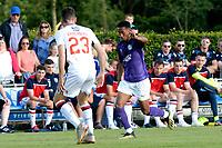 ASSEN - Voetbal, FC Groningen - Ross County FC, sportpark Lonerstraat, voorbereiding seizoen 2019-2020, 05-07-2019,  FC Groningen speler Taptahoe Sopacua