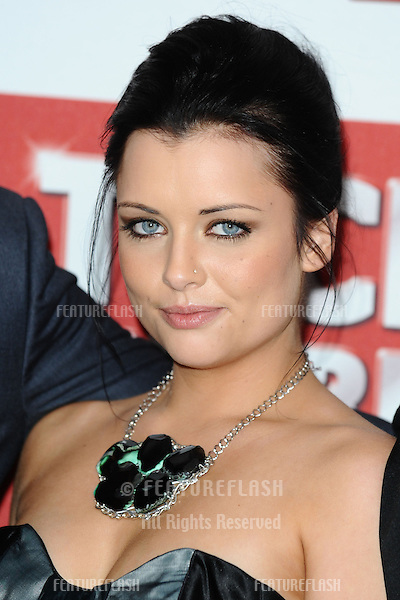 Shona McGarty arriving for the 2012 TVChoice Awards, at the Dorchester Hotel, London. 10/09/2012. Picture by:  Steve Vas / Featureflash
