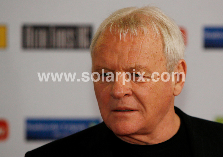 **ALL ROUND PICTURES FROM SOLARPIX.COM**.**SYNDICATION RIGHTS FOR UK AND SPAIN ONLY**.The German newspaper 'Bild' allocates media award Osgar since 1994 people who worked for peace and freedom and for the coalescence of Germany..This pic:British actor Sir Anthony Hopkins .JOB REF:6715-CPR/Sebastian Willnow  DATE:24_06_08.**MUST CREDIT SOLARPIX.COM OR DOUBLE FEE WILL BE CHARGED* *UNDER NO CIRCUMSTANCES IS THIS IMAGE TO BE REPRODUCED FOR ANY ONLINE EDITION WITHOUT PRIOR PERMISSION*