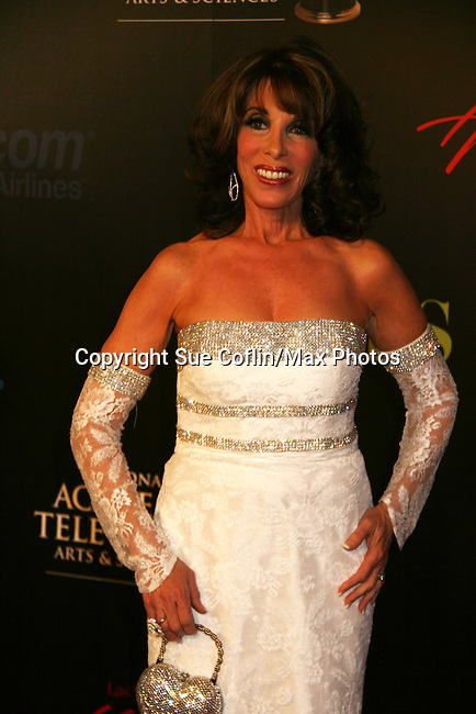 Kate Linder - Red Carpet - 37th Annual Daytime Emmy Awards on June 27, 2010 at Las Vegas Hilton, Las Vegas, Nevada, USA. (Photo by Sue Coflin/Max Photos)