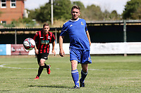 Joey May of Redbridge during Redbridge vs Saffron Walden Town, Essex Senior League Football at Oakside Stadium on 4th August 2018